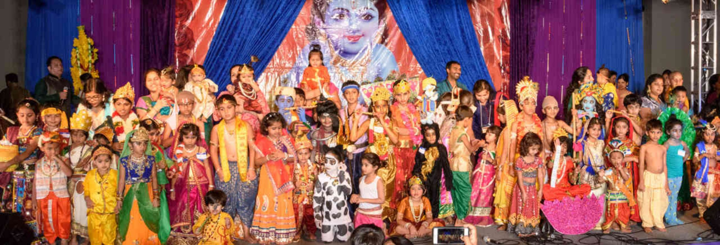 Sri Krishna Janmashtami Children Costume Contest