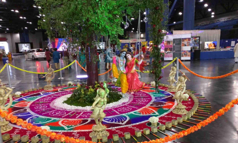 Sri Krishna Janmashtami Rangoli Contest