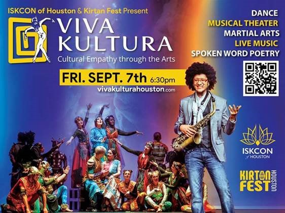ISKCON event- Viva Kultura - Cultural Empathy through the Arts